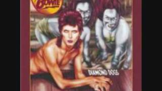 Watch David Bowie Diamond Dogs video