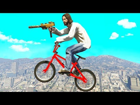 Jesus & His Flying Bike.. (GTA RP)