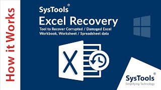 XLXS Recovery Tool - How to Repair & Recover Excel Files