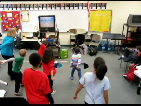 EWDW Challenge - Clara Barton Elementary School