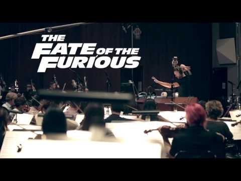 Fast and Furious 8 recording session - Brian Tyler
