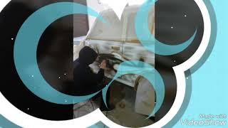 Востановление Ваз 21214 Нива Урбан покраска кузовной ремонт аэрография капитальный ремонт