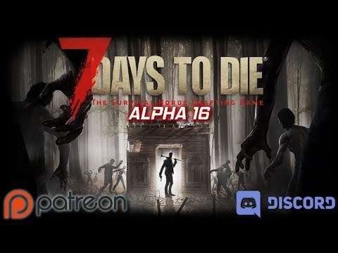 Look At What They Built | 7 Days To Die Alpha 16 | MP Discord Patreon Server
