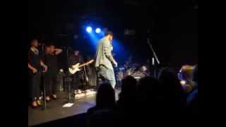 "James Arthur says ""I Love You"" in danish - Copenhagen Lille Vega"