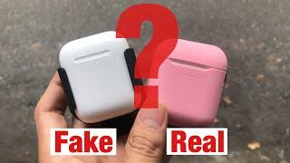 Phân Biệt Airpods Xịn và Super Fake [ iMeo ]