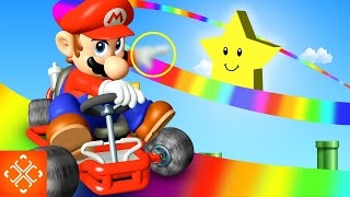 10 Video Game Levels Harder Than Rainbow Road