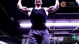 IFBB Pro Ian Lauer CSCS Builds Biceps