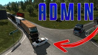 Are You Admin? -Yes | ETS2MP