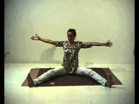 kundalini yoga warming up
