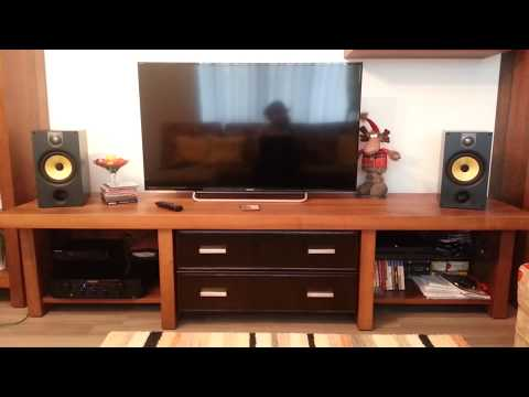 Bowers & Wilkins 685 S2 and Marantz PM6006 by r3deemer