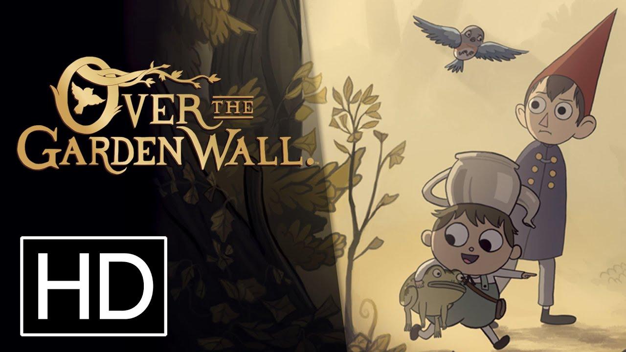 Over The Garden Wall Official Trailer Youtube