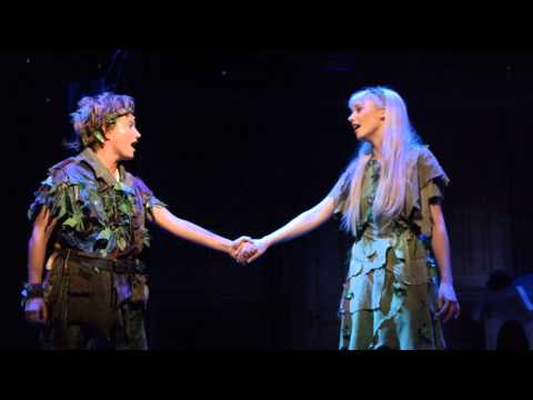 Peter Pan the British Musical - Song Medley