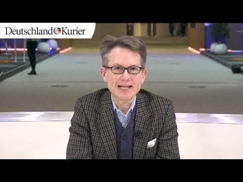 Die EU flieht weiter in die Krankheit | Gunnar Beck
