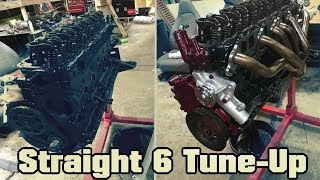 Straight-Six Not Your Average Tune Up