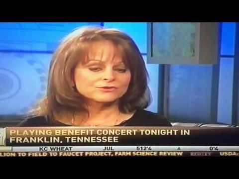 Susie McEntire - Interview on RFD TV