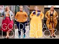 Golden Years: Plus Size Fall Fashion LookBook
