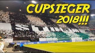CUPSIEGER 2018!!! 🖤🖤🖤 | SK Sturm Graz - Red Bull Salzburg 1:0 - 09.05.2018, ÖFB-Cup 2017/18