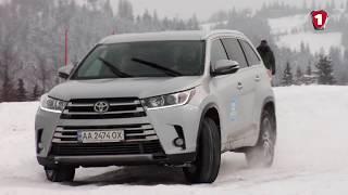 Suv&Snow: Toyota Highlander