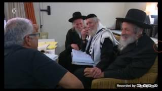 ר' אמנון לוי מוציא מהצדיק הרב ברלנד סוד גדול מאוד