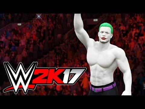 BASKIN VAR ! - WWE 2K17