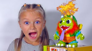 Crate Creatures Surprise Unboxing TOYS and Video Review