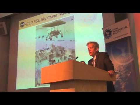 Matthew Wallace, NASA on Mars Curiosity Rover