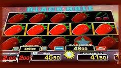 👑 BLACK HOLE 1 EURO 👑 Die Kiste GÖNNT! Mit den Erdbeeren an die Spitze!