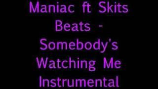 Maniac ft Skits Beats - Somebody