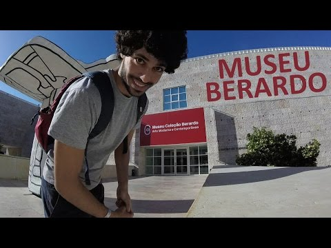 Museu Berardo (Belem) (Vlog #28)