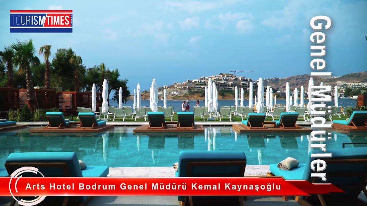 Arts Hotel Bodrum Genel Müdürü Kemal Kaynaşoğlu