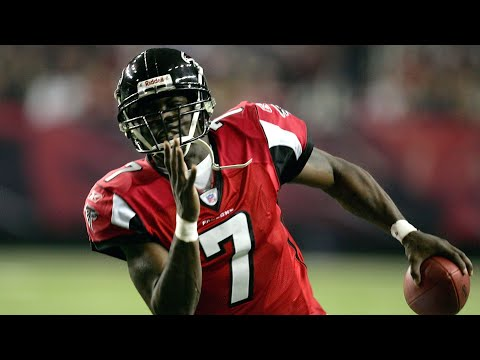 Michael Vick ULTIMATE Falcons Highlights (2001-2006)