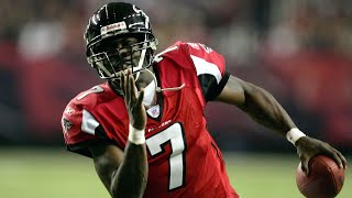 Michael Vick ULTIMATE Falcons Highlights (2001-2006)