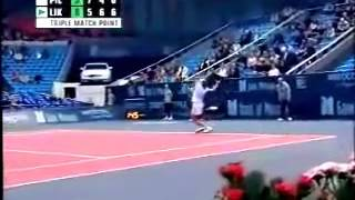 Mary Pierce vs Elena Likhovtseva Moscow 2005 Tiebreak - The Great Escape