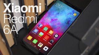 Обзор Xiaomi Redmi 6A - Самый дешевый бюджетник, который удивил!