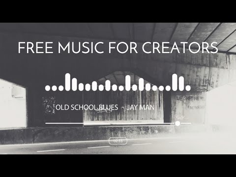 Free Royalty Free Music For YouTube - Old School Blues [Acoustic Guitar]
