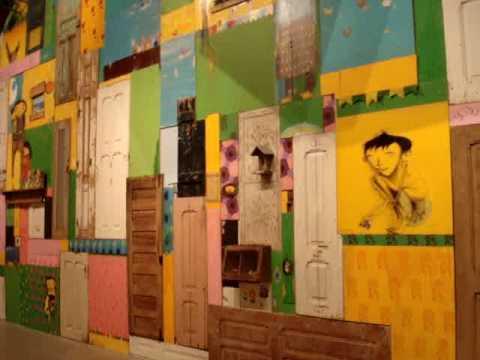 In the museum of modern art, Lisbon, Belem