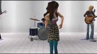 Miley Cyrus - 7 Things Music Video - Sims 2