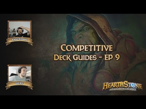 Constructed Deck Guide Ep 9 - Budget Shaman [Hearthstone]