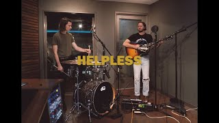 "Illiterate Light – ""Helpless"" (Cover) from Atlantic Records Studio"