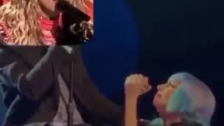 Madonna - lady Gaga ama a MADONNA
