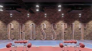 Gym Center Interior Design Visualisations