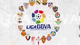 clasificación de la liga bbva