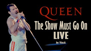 Queen - The Show Must Go On (Live)