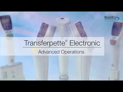 Transferpette® Electronic Pipette