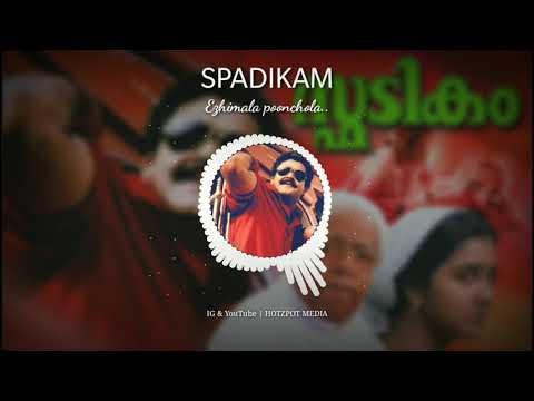 Spadikam ezhimala poonchola lalettan version   mallu bgm   Hotzpot Media