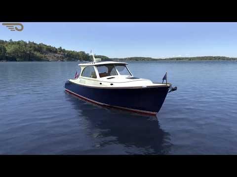 Hinckley Picnic Boat 40