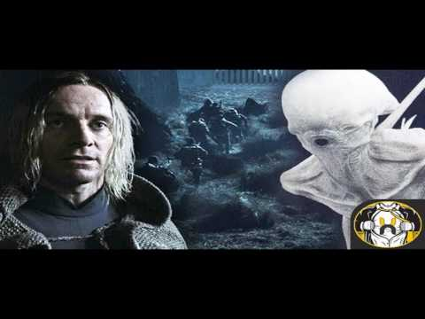 Alien Covenant - Crossing The Plaza Deleted Scene Theories & Discussion