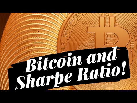 Why Bitcoin Is The Best Hedge - ROI, Risk And Volatility Are Important When Investing - Sharpe Ratio