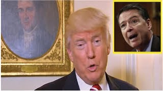 99% OF AMERICANS DIDN'T SEE THE INSANE THING TRUMP SAID TO COMEY!