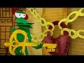 Бумажки - Сборник серий про друзей Аристотеля и Тюк-Тюка!  ❤✍✂📏- мультфильм про оригами для детей
